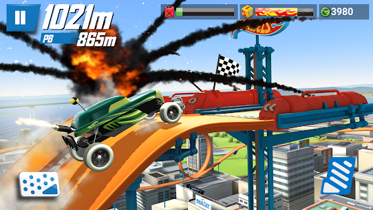 Hot Wheels: Race Off Mod Apk (Unlimited Money) 6