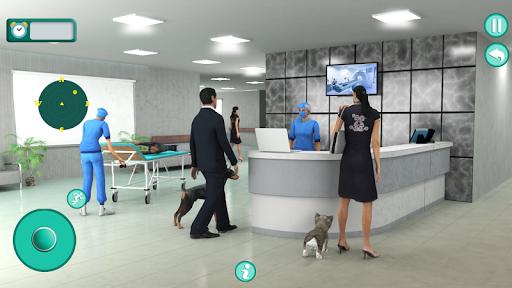Virtual Pet Doctor - Animal Care Hospital Game 1.0 screenshots 2