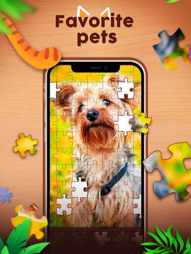 Jigsaw Puzzles - Magic Collection Games  screenshots 9