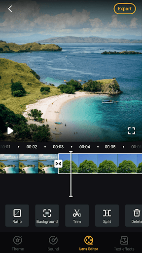 Camli - Video Editor Video Maker & Beauty Camera 4.0.2 Screenshots 7
