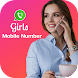 Girls Mobile Number Prank –Random Girls Video Chat - Androidアプリ