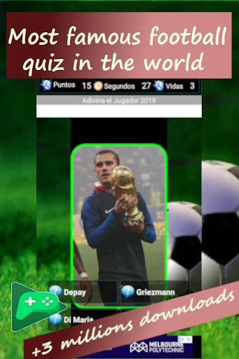 Soccer Players Quiz 2020  screenshots 1