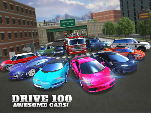 City Car Driving & Parking School Test Simulator 3.0 screenshots 13