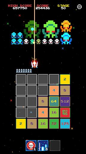 2048 INVADERS 1.0.8 screenshots 17
