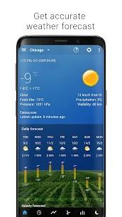 Digital Clock & World Weather Mod Apk (Premium Activated) 2