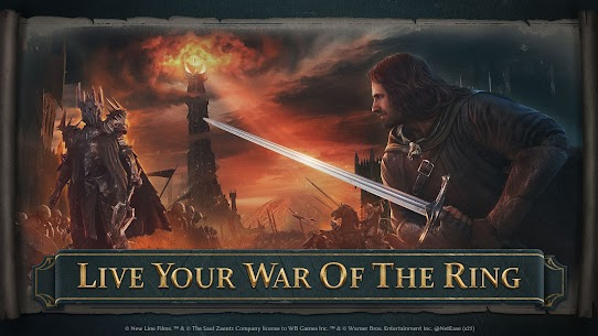 The Lord of the Rings: War 3