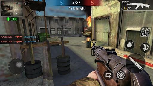 Gun Strike Ops: WW2 - World War II fps shooter  Screenshots 4