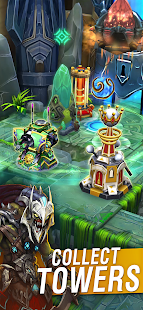 Defenders 2 TD: Base Tower Defense. Strategy & CCG