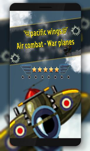 Pacific Wings: Air Combat - War planes  screenshots 1