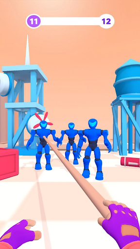 Ropy Hero 3D: Action Adventure  screenshots 7