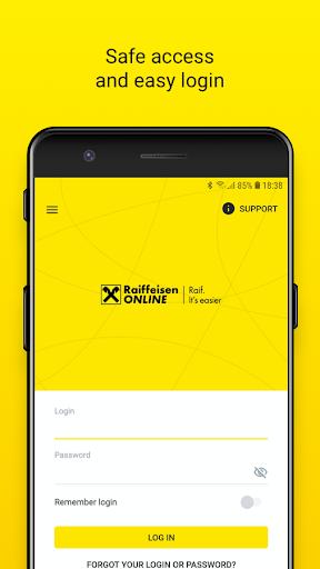Raiffeisen Online Ukraine modavailable screenshots 3