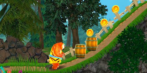 Bear Jungle Space Adventure  screenshots 2