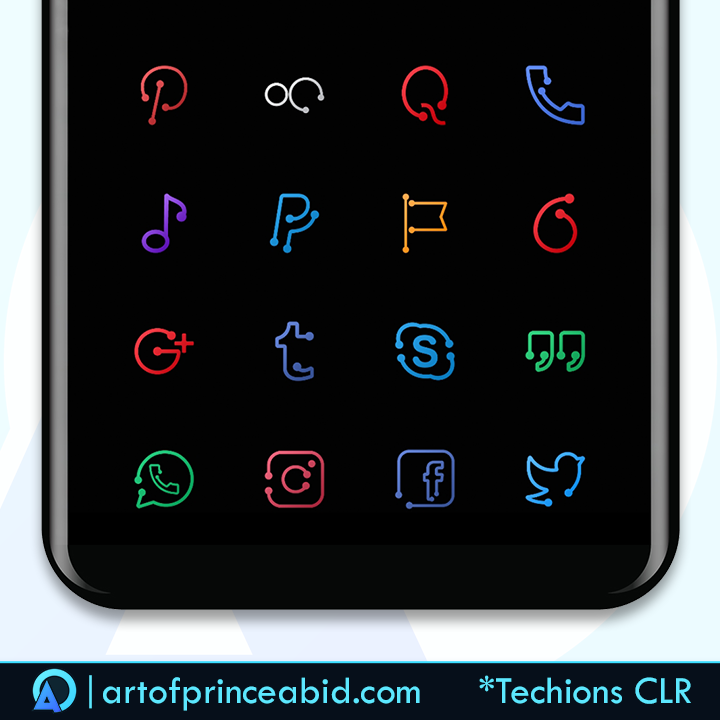 Techions Clr  poster 5