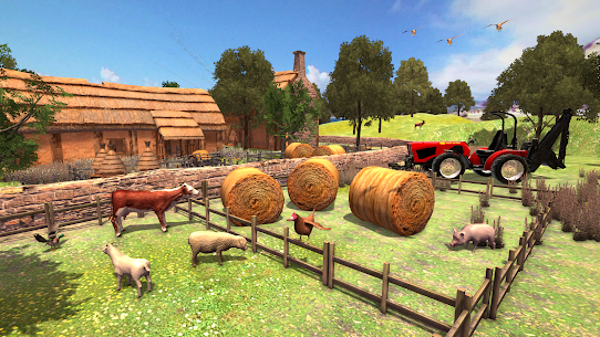 Download Farming Simulator 19 MOD APK [Unlimited Money/2021] 2