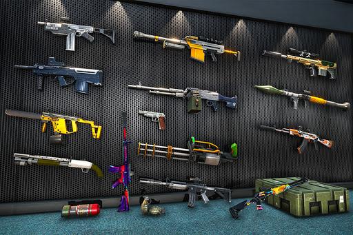 FPS Counter Attack 2019 u2013 Terrorist Shooting games  Screenshots 6