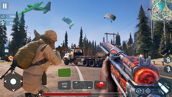 Gun Shoot War: Squad Free Fire 3D Battlegrounds 1.4 Screenshots 12