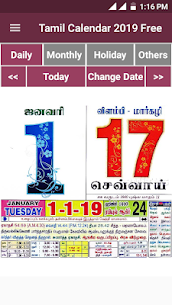 Tamil Calendar 2019 Free For Pc – Download On Windows 7/8/10 And Mac Os 1