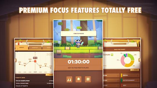 Focus Quest – Stay Focused, Study Timer, Focus App 1