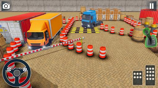 New Truck Parking 2020: Hard PvP Car Parking Games 1.6.9 screenshots 5