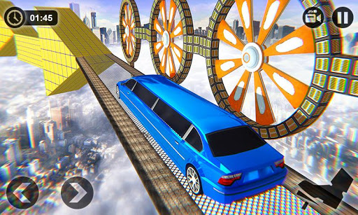 Extreme Limo Car Gt Stunts 2019 1.6 screenshots 1
