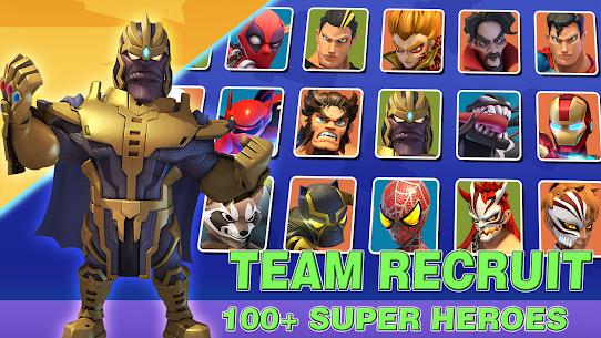 Boom Clash  Heroes Battle Royale Apk 3