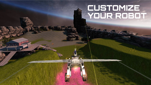 Assault Bots 0.0.34 screenshots 1
