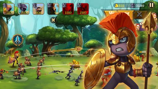 Stickman War 2:Odyssey 24.0.0 screenshots 3