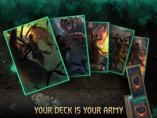 GWENT: The Witcher Card Game apktram screenshots 17