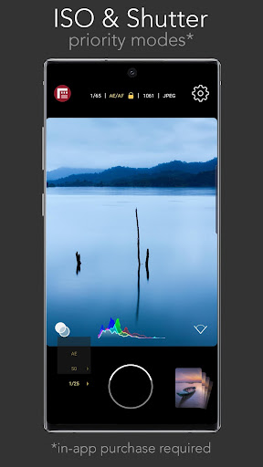 FiLMiC Firstlight - Photo App 1.1.4 Screenshots 5