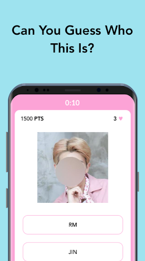 BTS Army Trivia Quiz 1.1.8 Screenshots 3