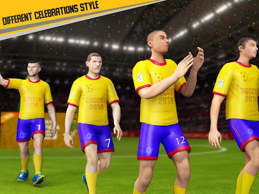 Soccer League 2021: World Football Cup Games 2.0.0 Screenshots 9