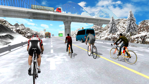 Cycle Racing Games - Bicycle Rider Racing 1.2.0 screenshots 15