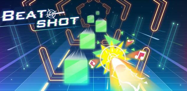 Beat Shot 3D Mod Apk- EDM Music & Gun Sounds (God Mode) 8