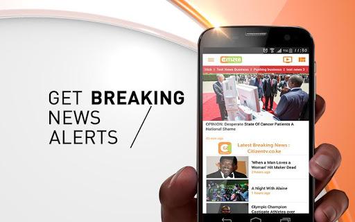 Citizen News 4.0.4 Screenshots 1