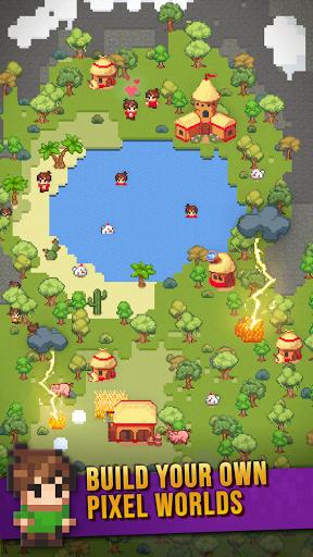Galactory - Sandbox God Simulator  screenshots 5