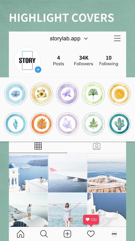 StoryLab - insta story art maker for Instagram  poster 3