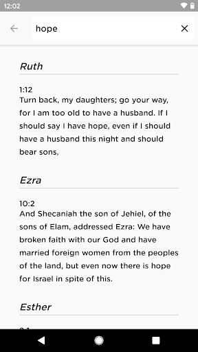 ESV Bible apktram screenshots 4
