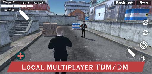 Battle of Agents - Offline Multiplayer Shooting  screenshots 2