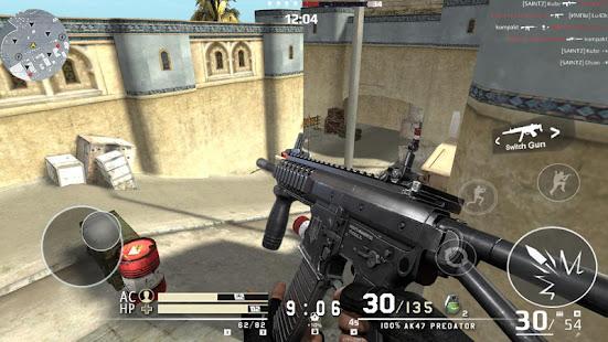 Sniper Strike Blood Killer 1.1 APK + Mod (Unlimited money) for Android