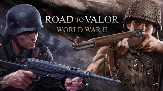 Road to Valor: World War II APK, Road To Valor World War 2 Apk Mod Download ***NEW 2021*** 3