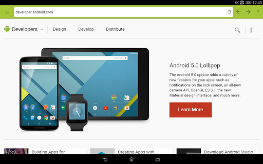 Lightning Browser - Web Browser 5.1.0 Screenshots 13