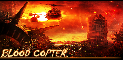 Screenshot of BLOOD COPTER