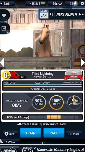 Horse Racing Manager 2021  screenshots 6