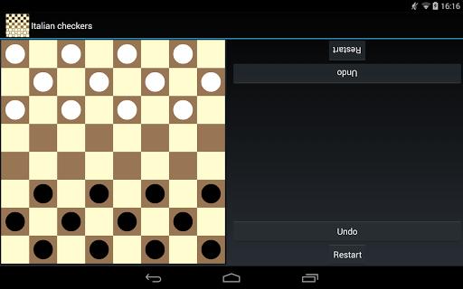 Italian Checkers - Dama 1.49 screenshots 8