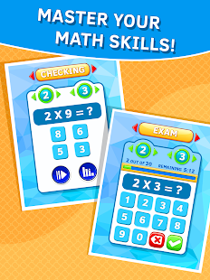 Learn times tables games free