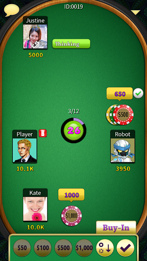 Chinese Poker (Pusoy) Online screenshots 7