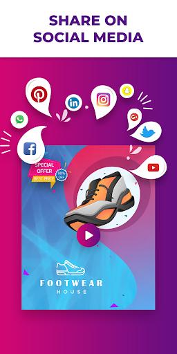 Video Flyers - Flyer Maker, Make Poster, Video Ads 21.0 Screenshots 7