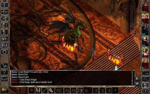 Baldur's Gate II - Screenshot 4