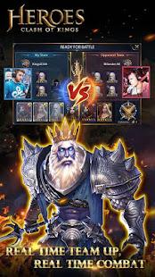 Heroes War: Summoners & Monsters & Gods