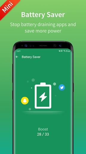 Fancy Booster - Cleaner, Antivirus & Speed Up apktram screenshots 4